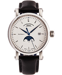 Muhle-Glashutte Teutonia IV Men's Watch Model: M1-44-05-LB