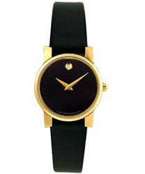 Movado Museum Moderna Ladies Watch Model 0604229
