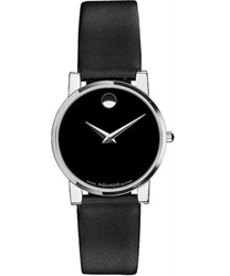 Movado Museum Moderna Men's Watch Model 0604230