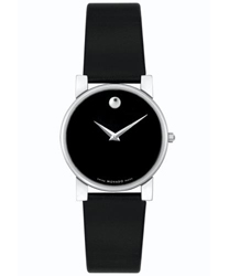 Movado Museum Moderna Ladies Watch Model 0604231