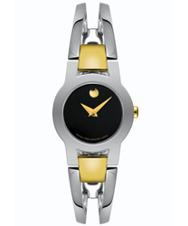 Movado Amorosa Ladies Watch Model 0604760