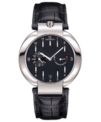 Movado Elliptica Power Reserve GMT Mens Watch Model 0604893