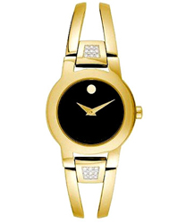Movado Amorosa Ladies Watch Model 0604984