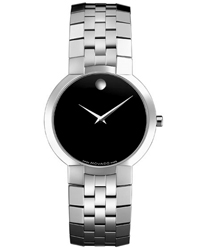 Movado Faceto Ladies Watch Model 0605041