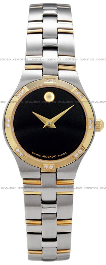 Movado Juro Ladies Watch Model 0605046