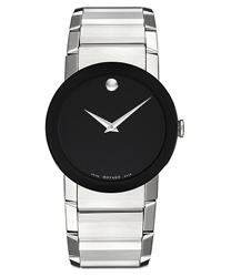 Movado Sapphire Men's Watch Model 0605063