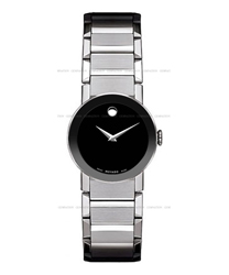 Movado Sapphire Ladies Watch Model 0605064