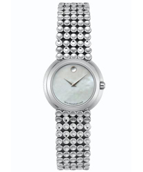 Movado Trembrili Ladies Watch Model 0605368