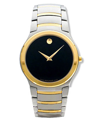 Movado Kardelo Men's Watch Model 0605481