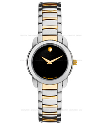 Movado Stalo Ladies Watch Model 0605512