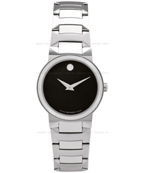 Movado Temo Ladies Watch Model 0605904