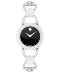 Movado Rava Ladies Watch Model 0605971