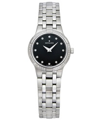 Movado Metio Ladies Watch Model: 0606001