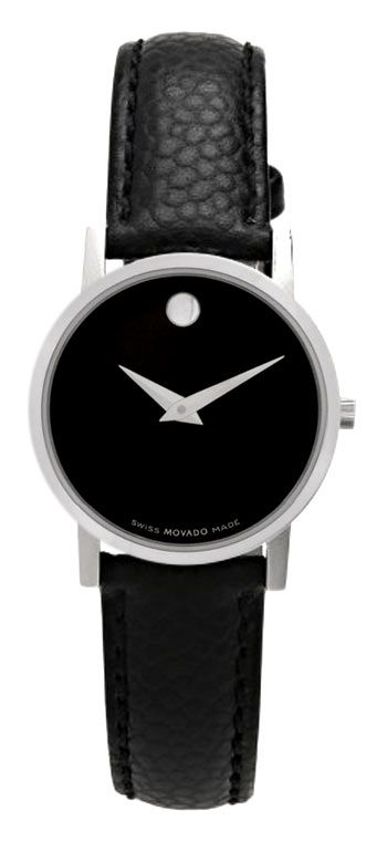 Movado Museum Classic Ladies Watch Model 0606087