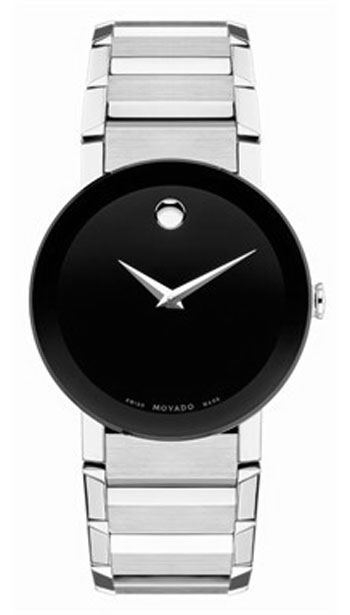 Movado Sapphire Men's Watch Model 0606092