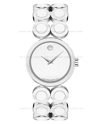 Movado Ono Moda Ladies Watch Model 0606095