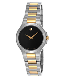 Movado Museum Ladies Watch Model 0606182