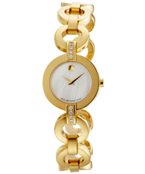 Movado Bela Moda Ladies Watch Model 0606264