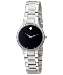 Movado Serio Ladies Watch Model: 0606383