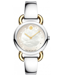 Movado Linio Ladies Watch Model: 0606552