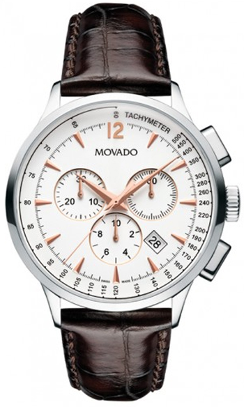 Movado Circa Men's Watch Model 0606576