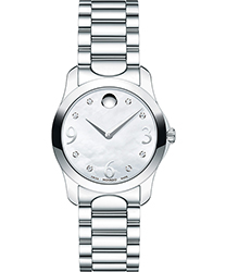 Movado Modo Ladies Watch Model 0606696