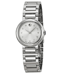 Movado Concerto Ladies Watch Model 0606789