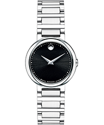 Movado Concerto Ladies Watch Model 0606795