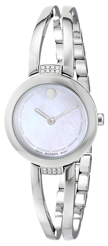 Movado Amorosa Ladies Watch Model 0606813