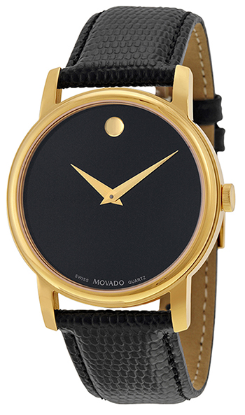 Movado Museum  Men's Watch Model 2100005