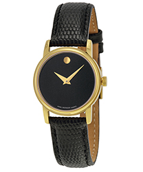 Movado Museum Ladies Watch Model 2100006