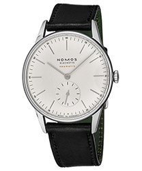 NOMOS Glashutte Orion Men's Watch Model NOMOS341