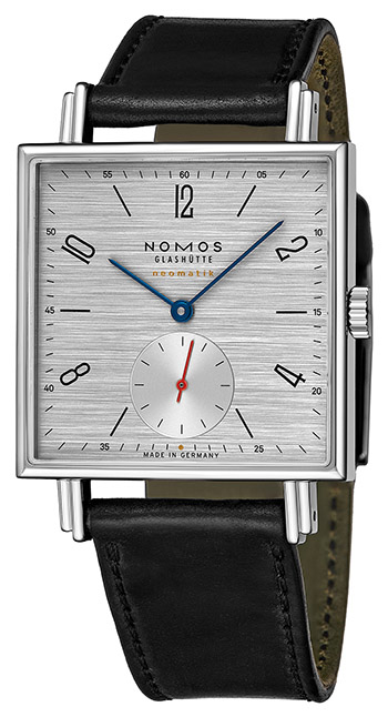 NOMOS Glashutte Tetra Men's Watch Model NOMOS423
