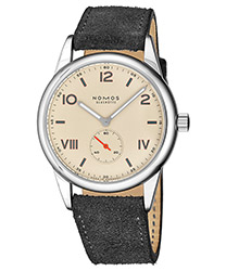 NOMOS Glashutte Club Men's Watch Model: NOMOS735