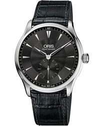 Oris Artelier Men's Watch Model 01 396 7580 4054-07 5 21 06