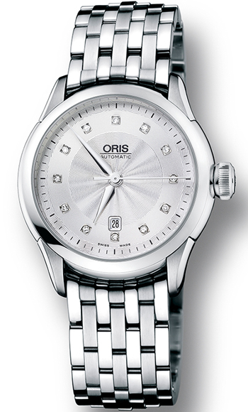 Oris Artelier Ladies Watch Model 01 561 7604 4041-07 8 16 73