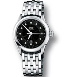 Oris Artelier Ladies Watch Model 01 561 7604 4099-07 8 16 73