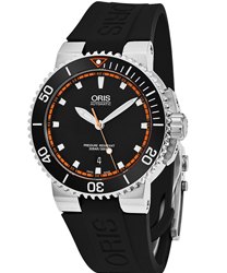 Oris Aquis Men's Watch Model 01 733 7653 4128-07 4 26 34EB
