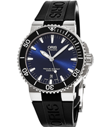Oris Aquis Men's Watch Model 01 733 7653 4135-07 4 26 34EB