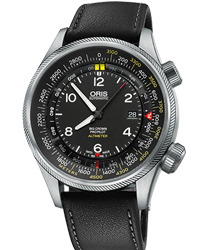 Oris Big Crown Men's Watch Model: 01 733 7705 4164-SET 5 23 19FC