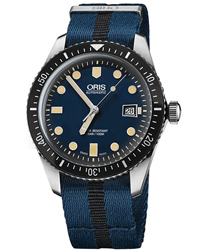 Oris Divers Sixty-Five Men's Watch Model 01 733 7720 4055-07 5 21 28FC