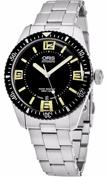 Oris Divers Sixty-Five Men's Watch Model 01 733 77707 4064 07 8 20 18