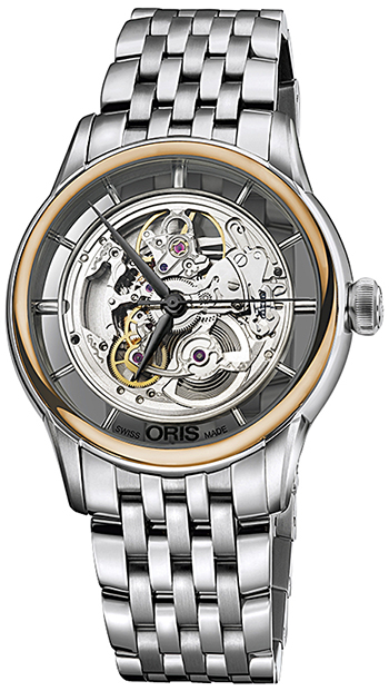 Oris Artelier Men's Watch Model 01 734 7684 6351-07 8 21 77