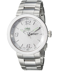 Oris TT1 Men's Watch Model 01 735 7651 4166-07 8 25 10