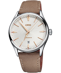 Oris Artelier Men's Watch Model 01 737 7721 4031-07 5 21 32FC