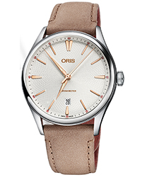 Oris Artelier Men's Watch Model 01 737 7721 4031-07 5 21 33FC