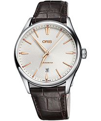 Oris Artelier Men's Watch Model 01 737 7721 4031-07 5 21 65FC