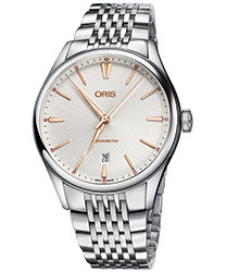 Oris Artelier Men's Watch Model 01 737 7721 4031-07 8 21 79