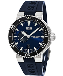 Oris Aquis Men's Watch Model 01 743 7673 4135-07 4 26 34EB