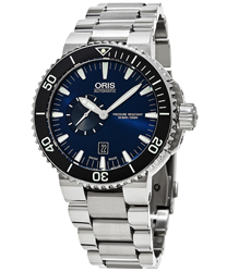 Oris Aquis Men's Watch Model 01 743 7673 4135-07 8 26 01PEB